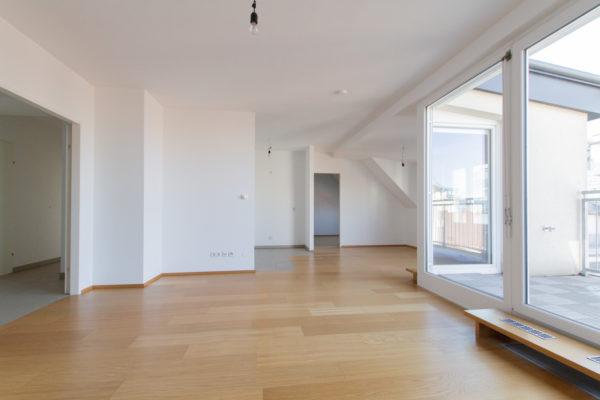 Dachterrassen Wohnung