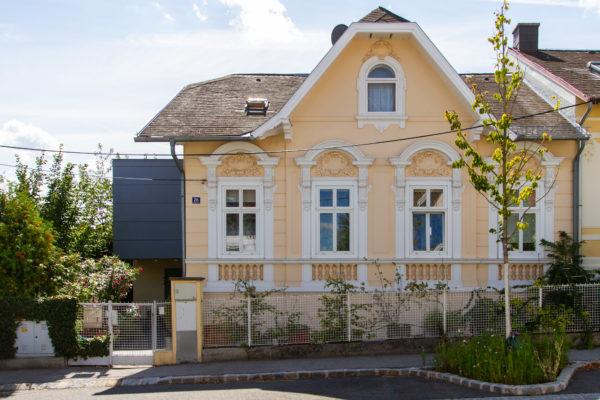 Charmante Villa mit Garten