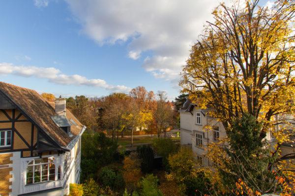 Cottage-Lage Hügelpark